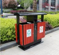 中星钢木垃圾桶服务市环保局